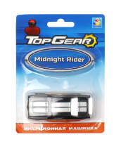 1toy Top Gear Машинка Midnight Rider Т10330